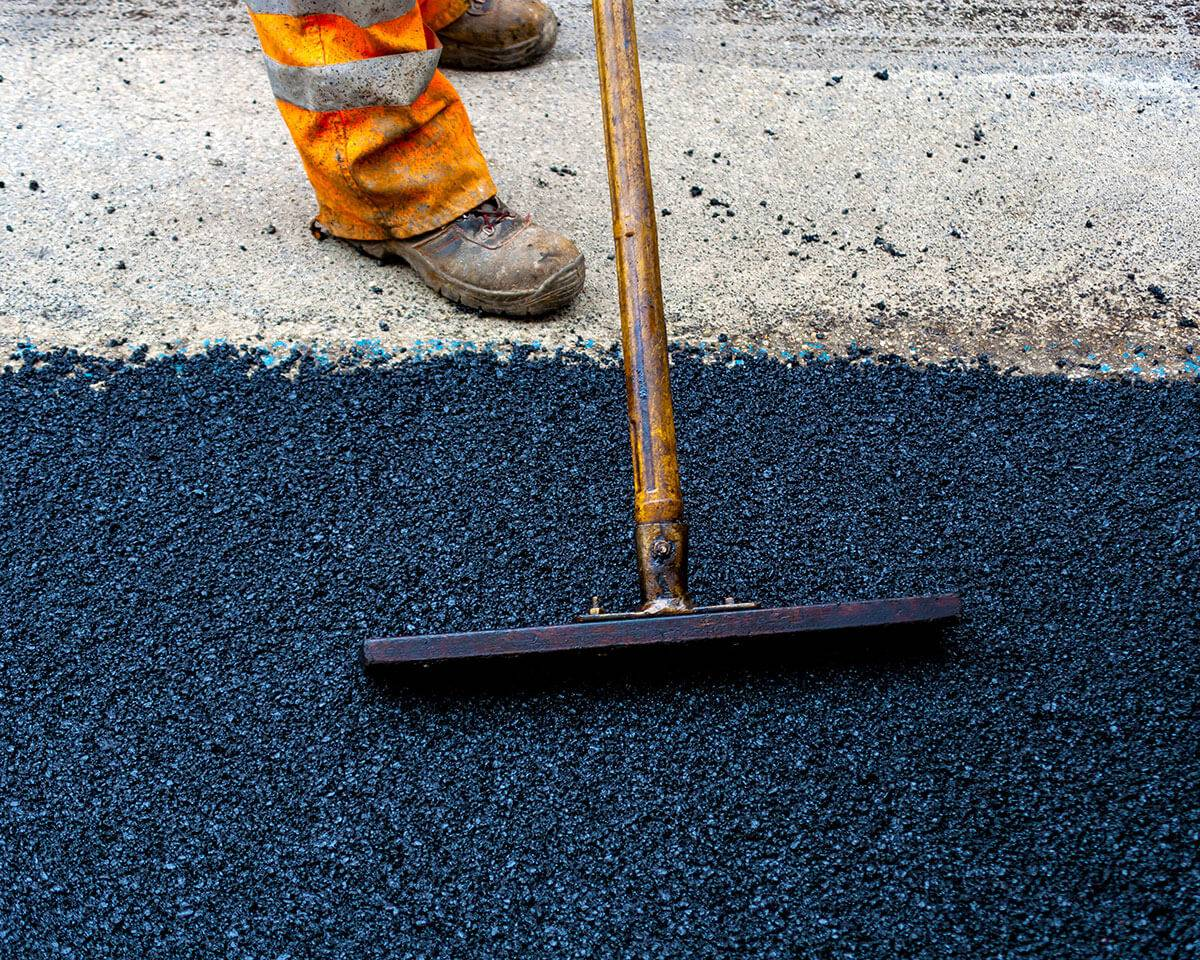 How Asphalt Helps Business Owners