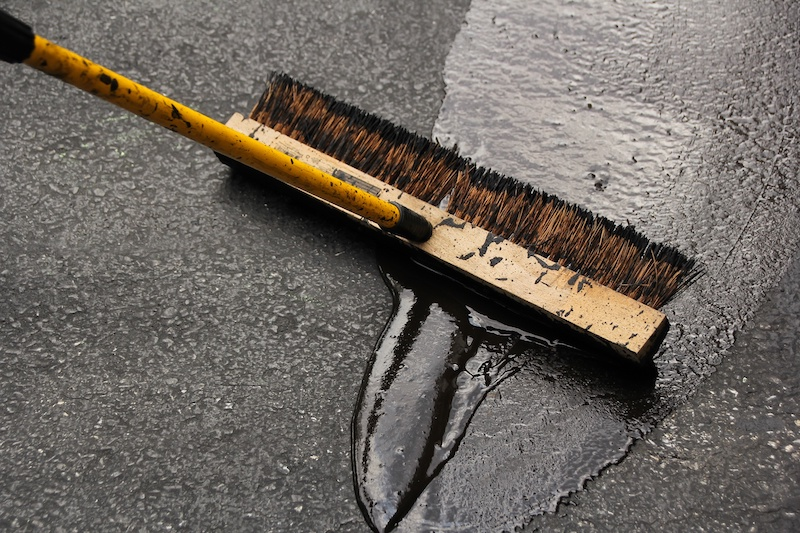 Do You Know How to Seal Your Asphalt Pavement?