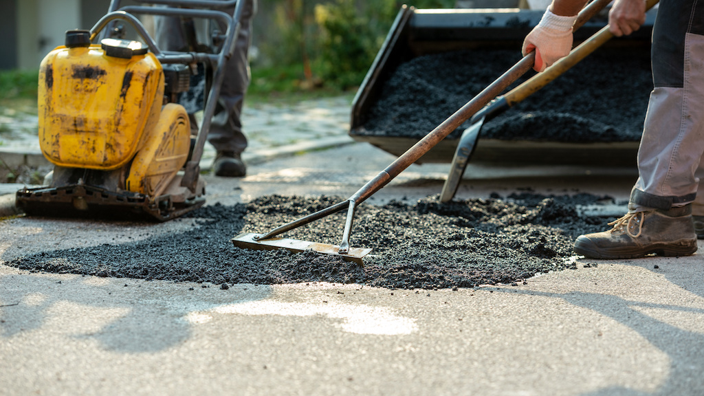 Avoiding Asphalt Damage This Winter